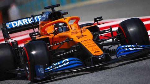Carlos Sainz, aliviado, al ataque en una de las carreras más duras de los últimos tiempos