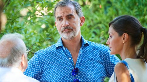 Felipe VI regresa a Mallorca para cenar con su amigo Jaime Anglada (y con polémica)
