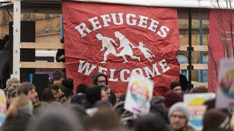¿Falló la apuesta de Merkel? Esto es lo que pasa cuando acoges a un millón de refugiados