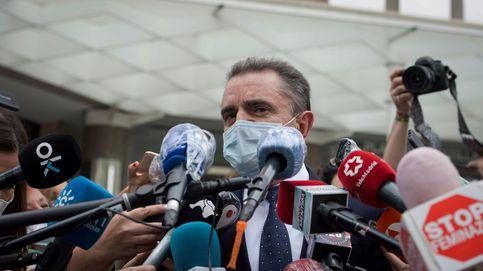 José Manuel Franco no descarta una moción de censura del PSOE contra Ayuso