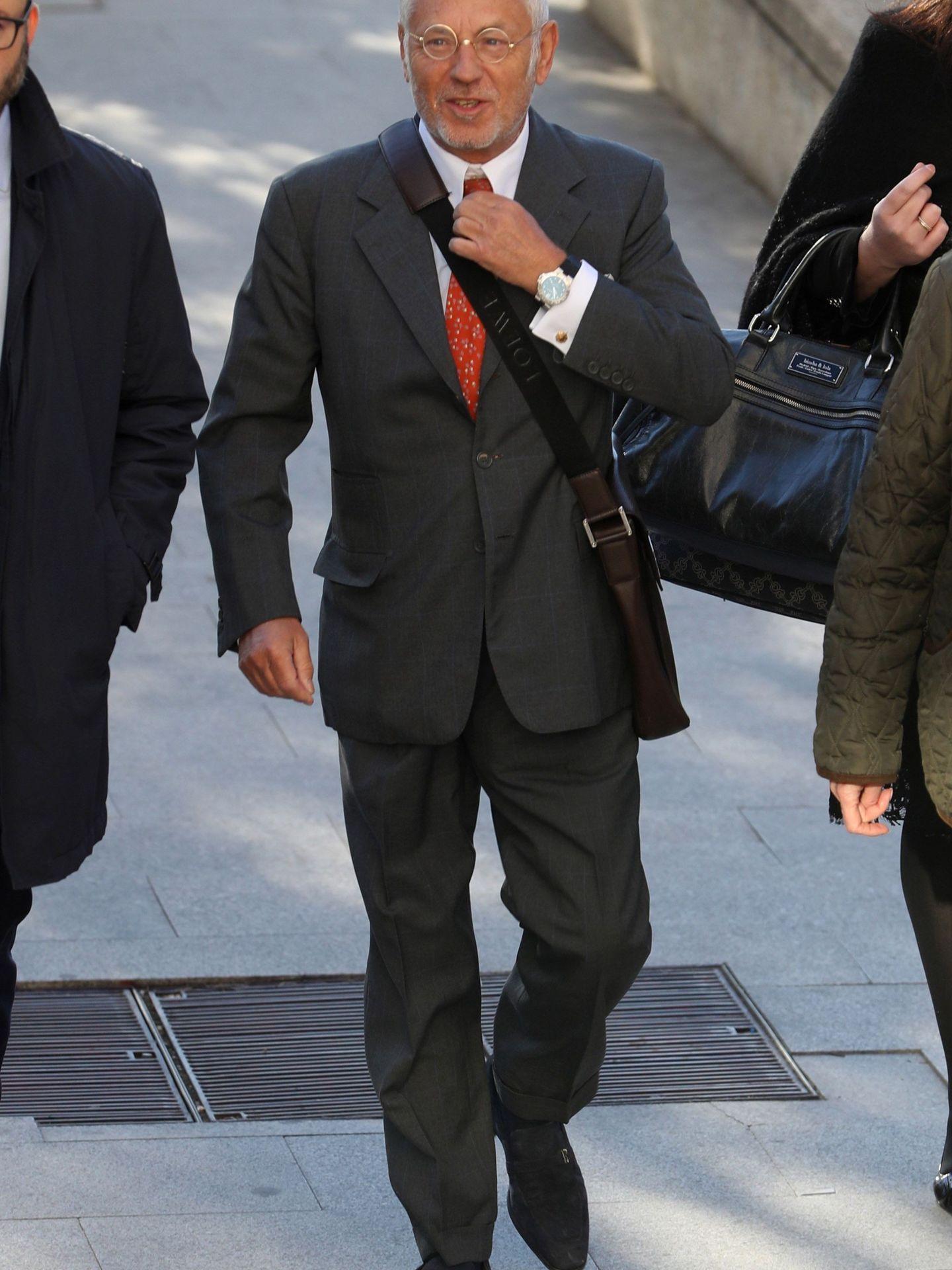 El abogado Javier Saavedra. (EFE)