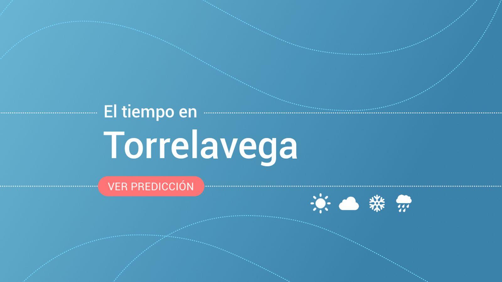 Foto: El tiempo en Torrelavega. (EC)