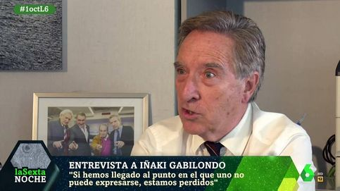 Iñaki Gabilondo: La gente que llama fascista a Joan Manuel Serrat es gili...