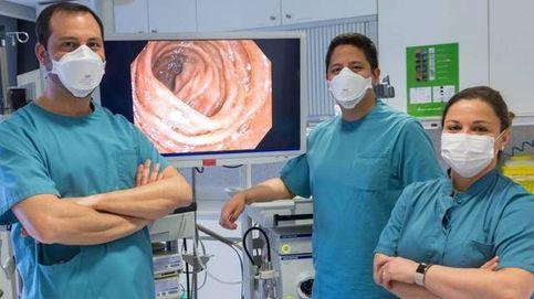 Llega un diagnóstico pionero en lesiones del intestino delgado