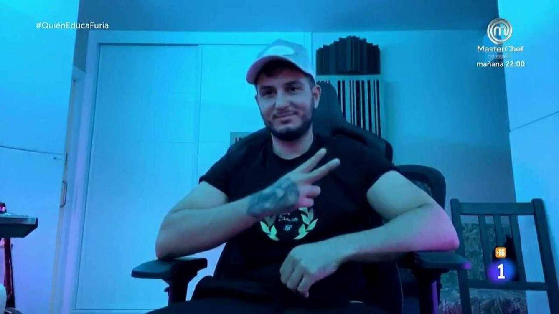 Omar Montes se defiende en TVE de las críticas por su violento vídeo: Se nos juzga más de la cuenta