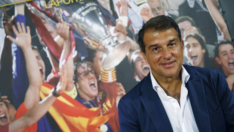 Laporta fue socio en Malta hasta este verano del agente que sacó a Neymar del Barça