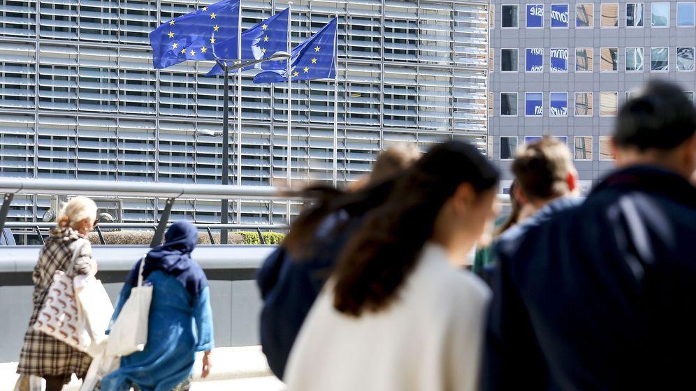 Foto: Sede de la Comisión Europea en Bruselas. (Reuters)