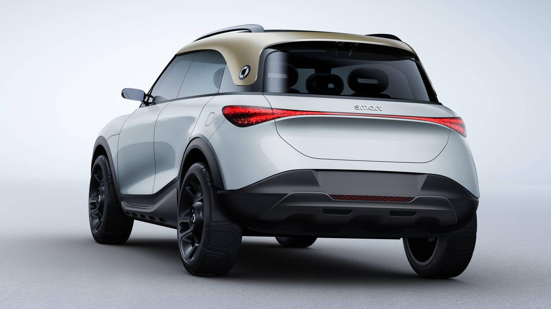 El diseño exterior se encuentra terminado al 95%, por lo que la versión de producción será prácticamente igual.