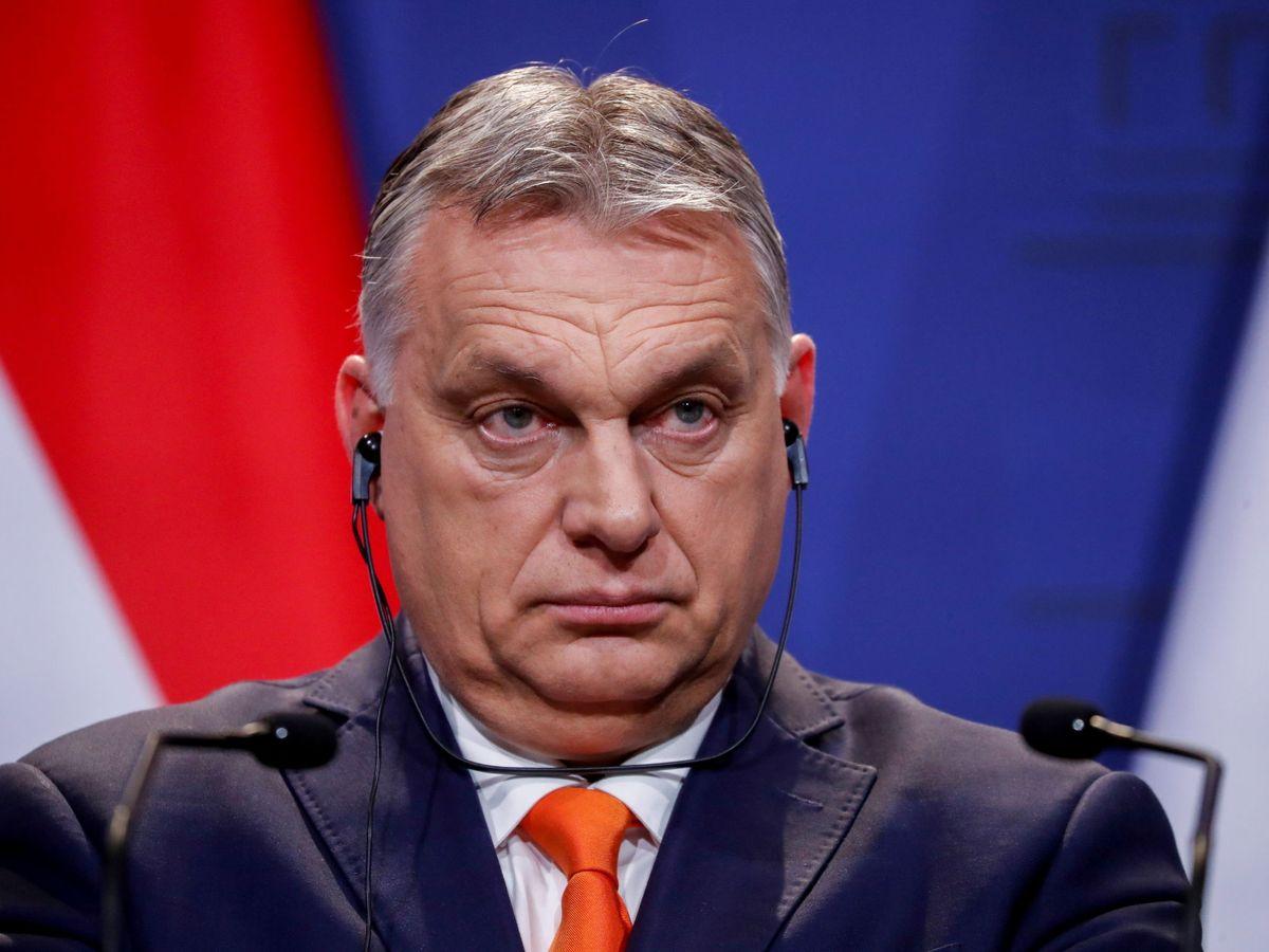 Foto: Viktor Orbán, en una imagen de archivo. (Reuters)