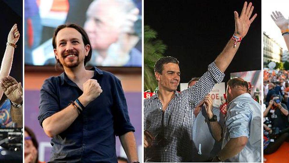 El Brexit dispara la alarma en Podemos-IU por el 'sorpasso' y da munición a PSOE y PP