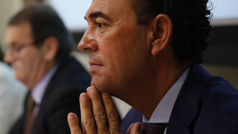 Joaquín Maldonado, responsable de Banco Mediolanum en Valencia y Madrid. (Alberto Sáiz)