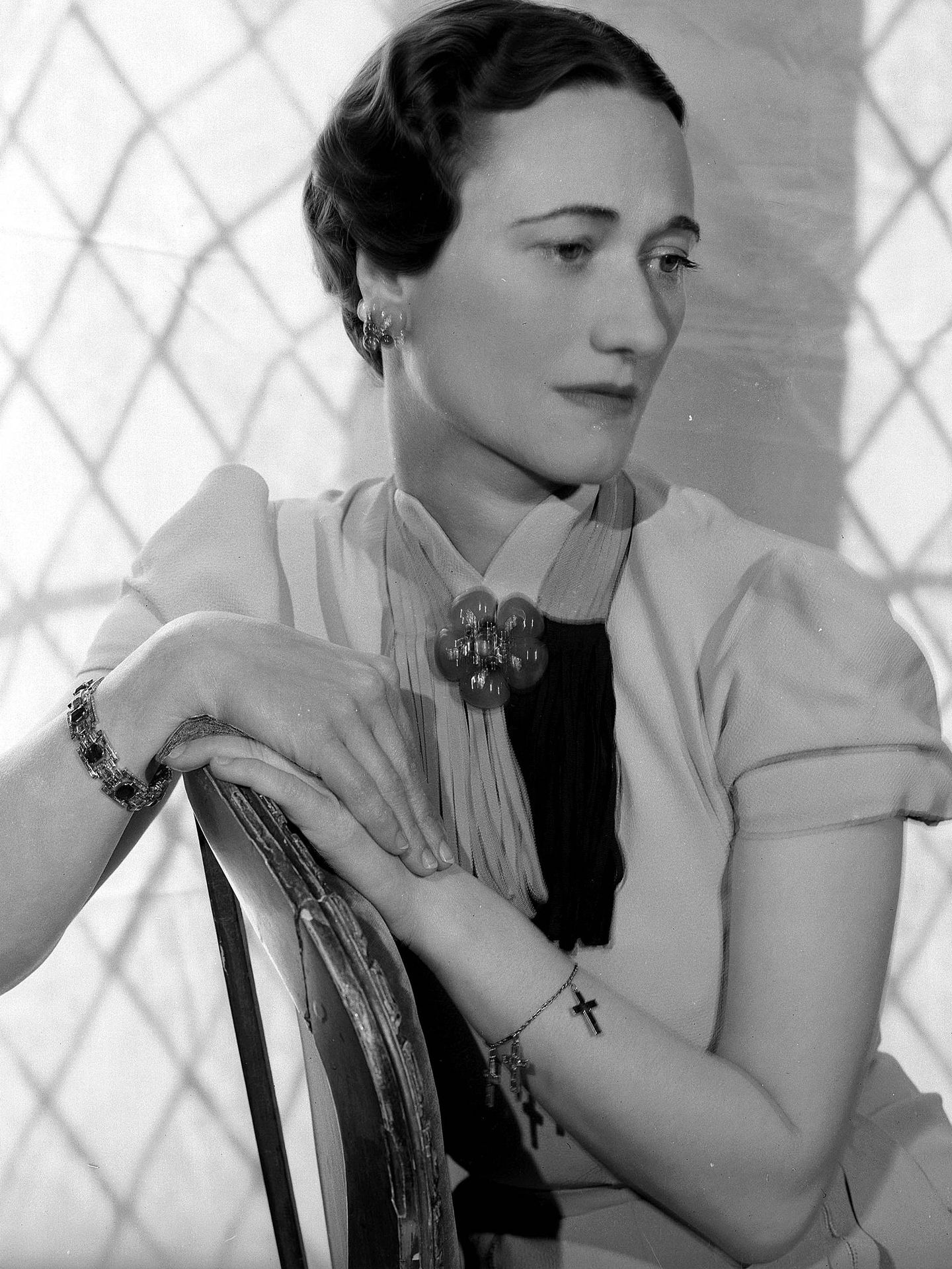 Wallis Simpson. (EFE)