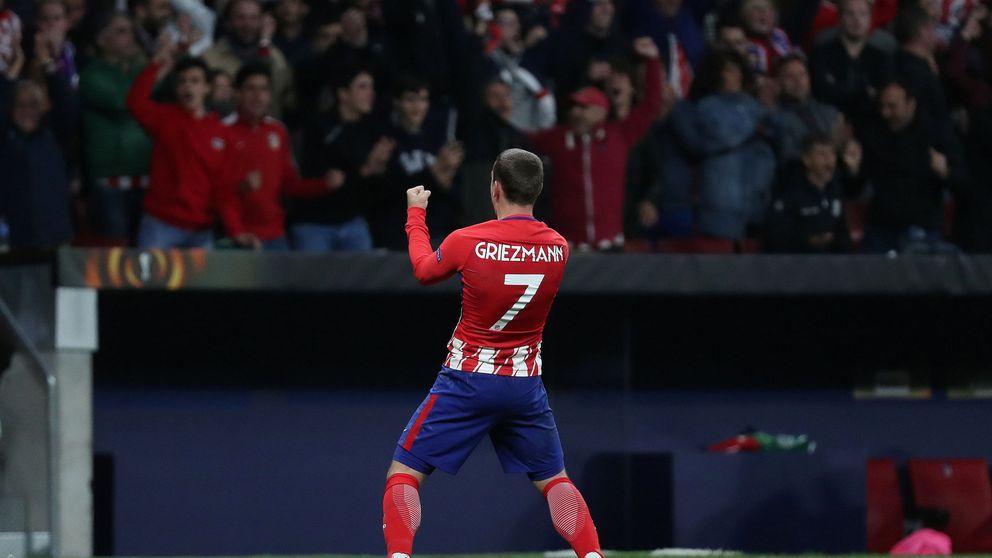 Las dudas de Griezmann: 20 millones del Atlético o los 15 que le ofrece el Barcelona