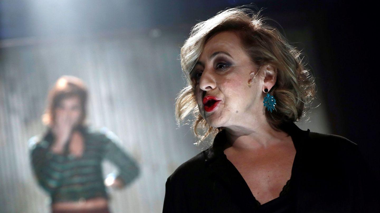 Carmen Machi, un animal de la escena. (EFE)