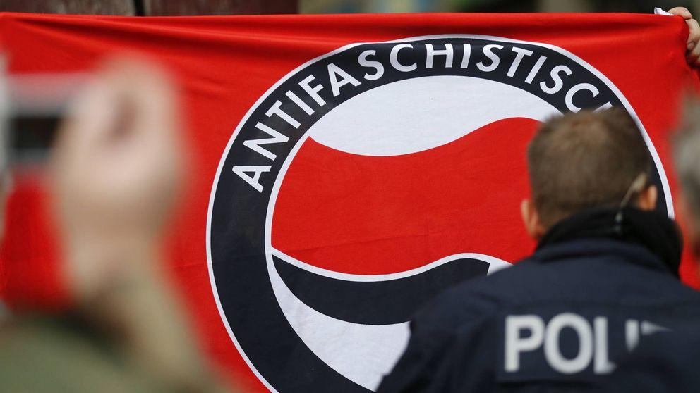 Los alemanes que no aman Alemania (en la izquierda y en la derecha)