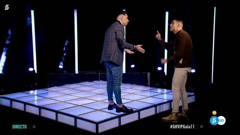 'GH VIP 7' | Pol azota al novio de Joao: Te ha faltado por salir en los Informativos