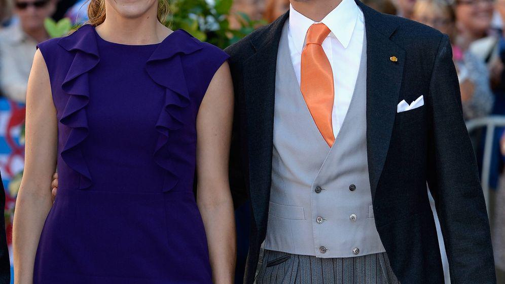 Foto: Tessy y Louis de Luxemburgo en 2013. (Getty)