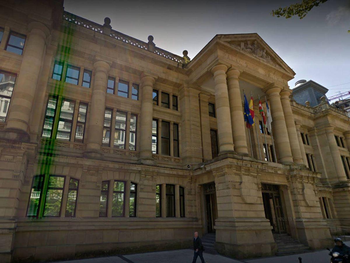 Foto: La Audiencia Provincial de Gipuzkoa donde se celebró el juicio (Foto: Google Maps)