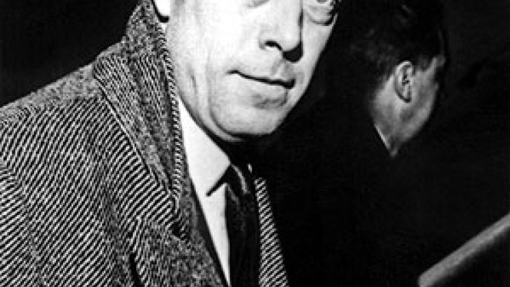Medio siglo sin Albert Camus, el 'primer hombre' de la literatura francesa