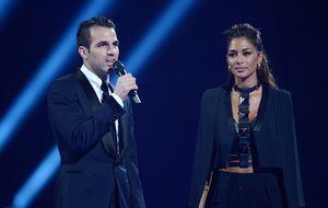 Cesc Fábregas, estrella de los Brit Awards