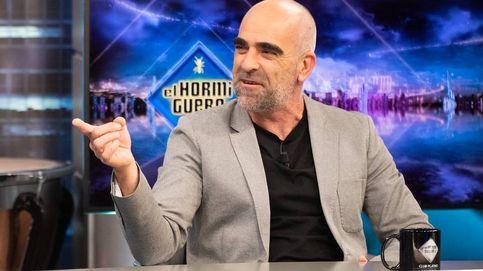 Luis Tosar nos explica su inesperada defensa a Sara Sálamo en 'El hormiguero'
