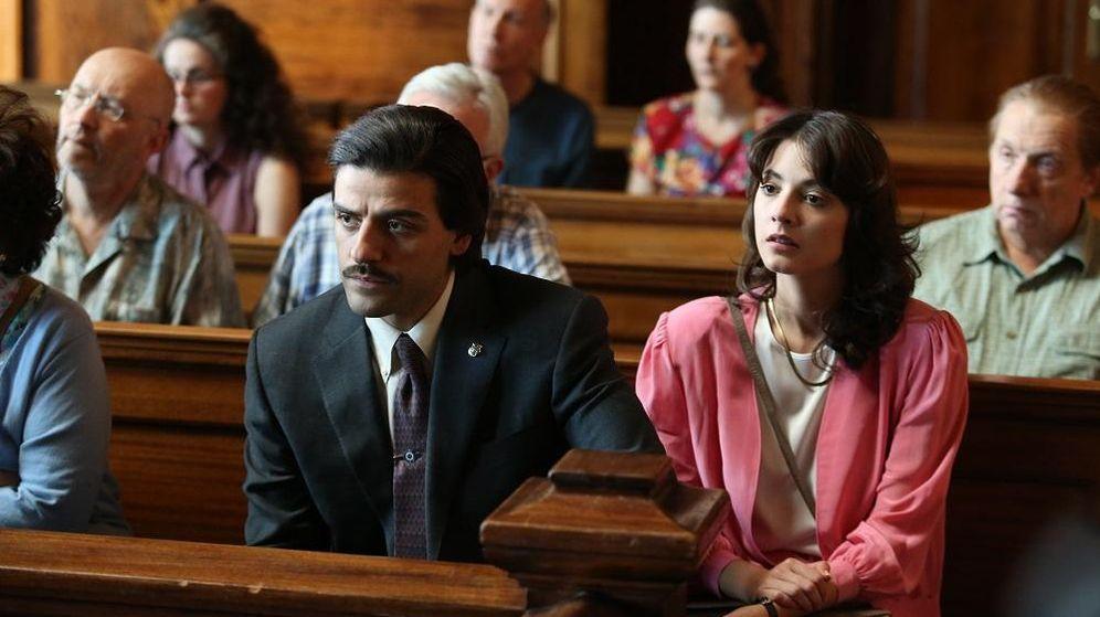 Foto: Oscar Isaac en un fotograma de 'Show Me a Hero'