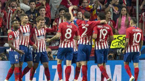 Atletico de Madrid - Real Sociedad: Resumen, minuto y resultado del partido