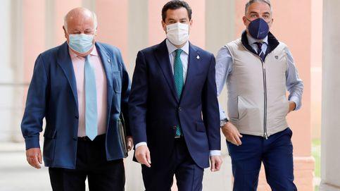 El pacto fiscal con Vox blinda el Gobierno andaluz de PP y Cs hasta 2022