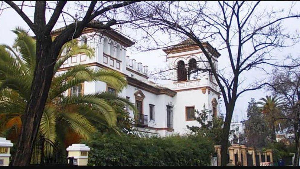 Esta es la mansión sevillana de Juan Antonio Roca