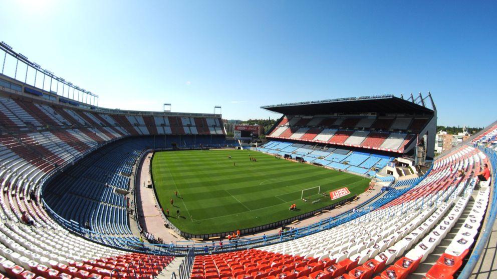 El estadio Vicente Calderón acogerá la final de Copa entre el Barça y el Sevilla