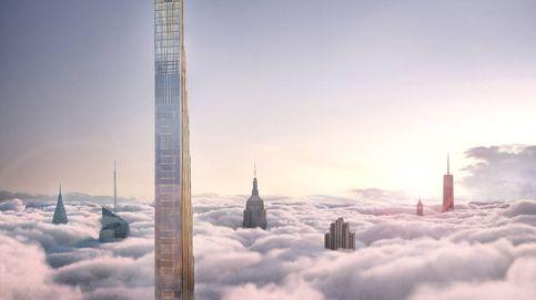 El rascacielos más fino del mundo ya despunta en Nueva York
