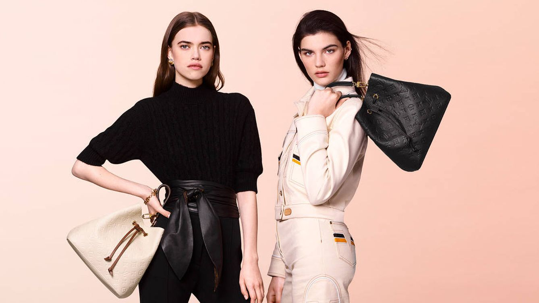 Vuitton reedita su icónico bolso creado para llevar con estilo botellas de champán