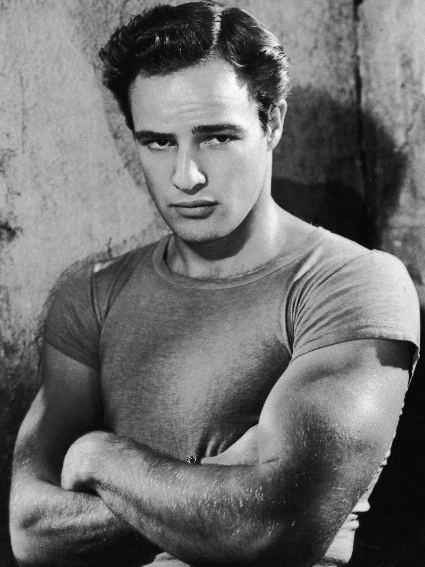 Marlon Brando. (Getty)