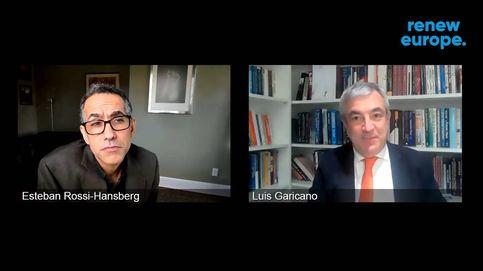 Entrevista a Esteban Rossi-Hansberg: A largo plazo, las ciudades se vaciarían como resultado del teletrabajo.