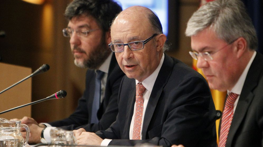 Foto: El ministro de Hacienda y Función Pública, Cristóbal Montoro (Efe)