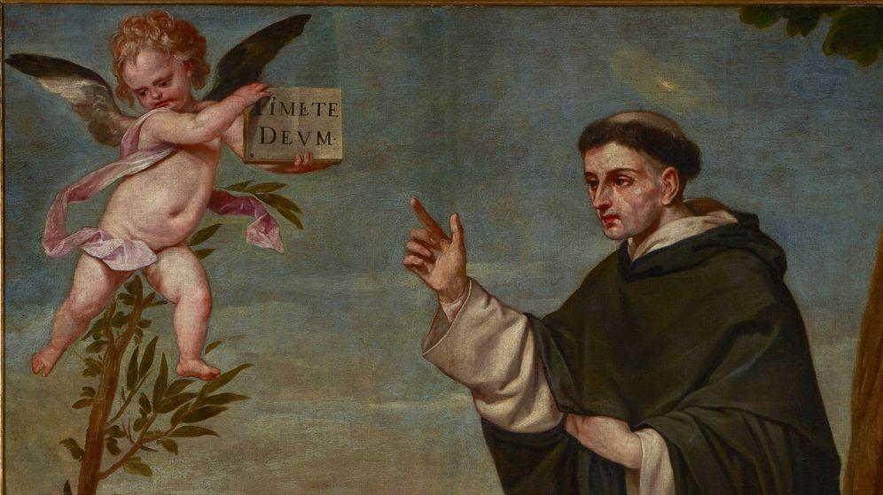 Foto: Predicación de San Vicente Ferrer, de Alonso Cano (FBS)