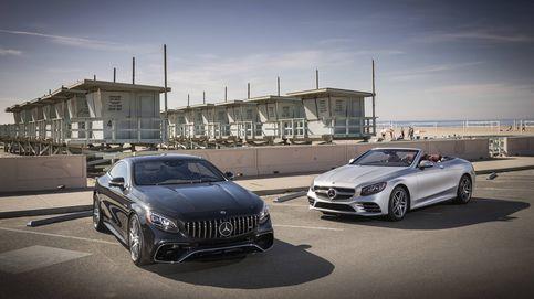 El lujo de la Clase S de Mercedes en formato dos puertas
