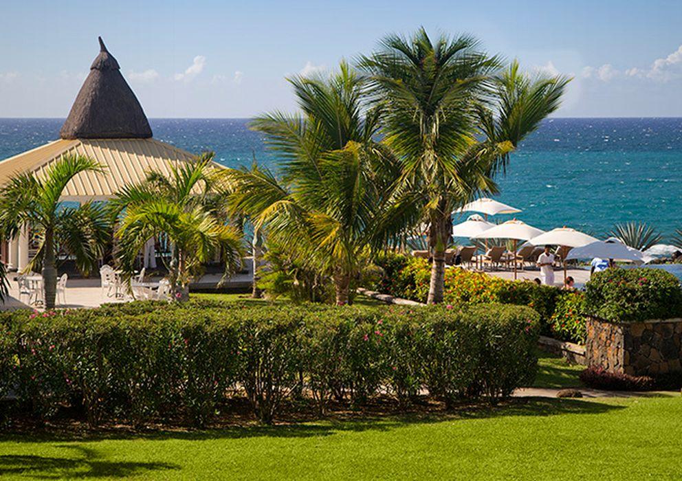 Foto: La Plantation d'Albion Club Med, en Isla Mauricio.