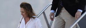 Viri, la mujer de Rajoy, sale de su 'escondite'