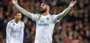 Post de La suplencia de Isco, el último incendio de Zidane en el Real Madrid