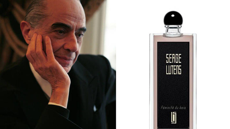 Serge Lutens y su mítico perfume.