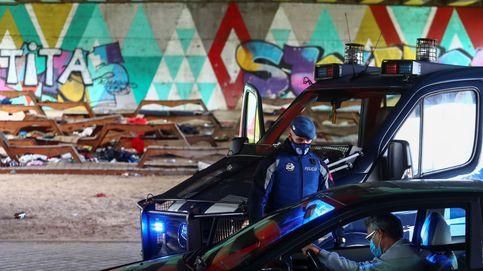 Madrid pide al Gobierno apoyo militar y policial para cumplir las restricciones
