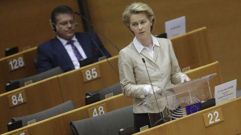 Von der Leyen señala al presupuesto común para un Plan Marshall inmediato