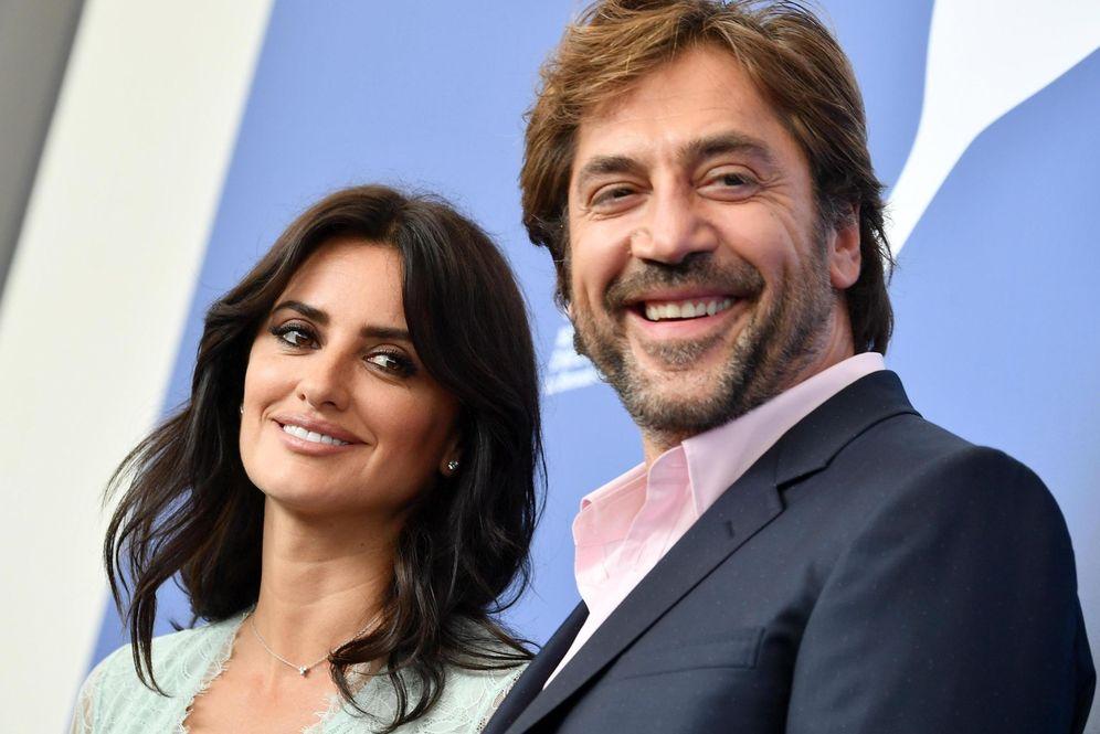 Foto: Penélope Cruz y Javier Bardem presentan 'Loving Pablo' en el Festival de Cine de Venecia