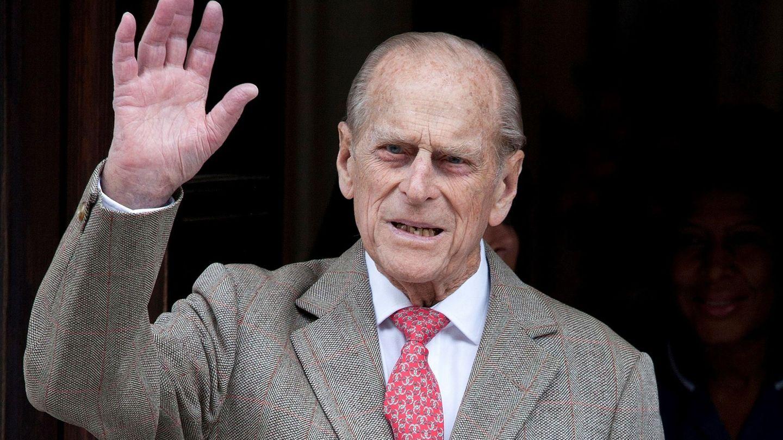 El duque de Edimburgo en una imagen de archivo. (EFE)