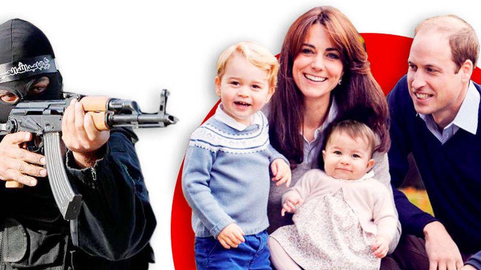 Así desveló la Policía española que el Daesh amenazaba al príncipe George de Inglaterra