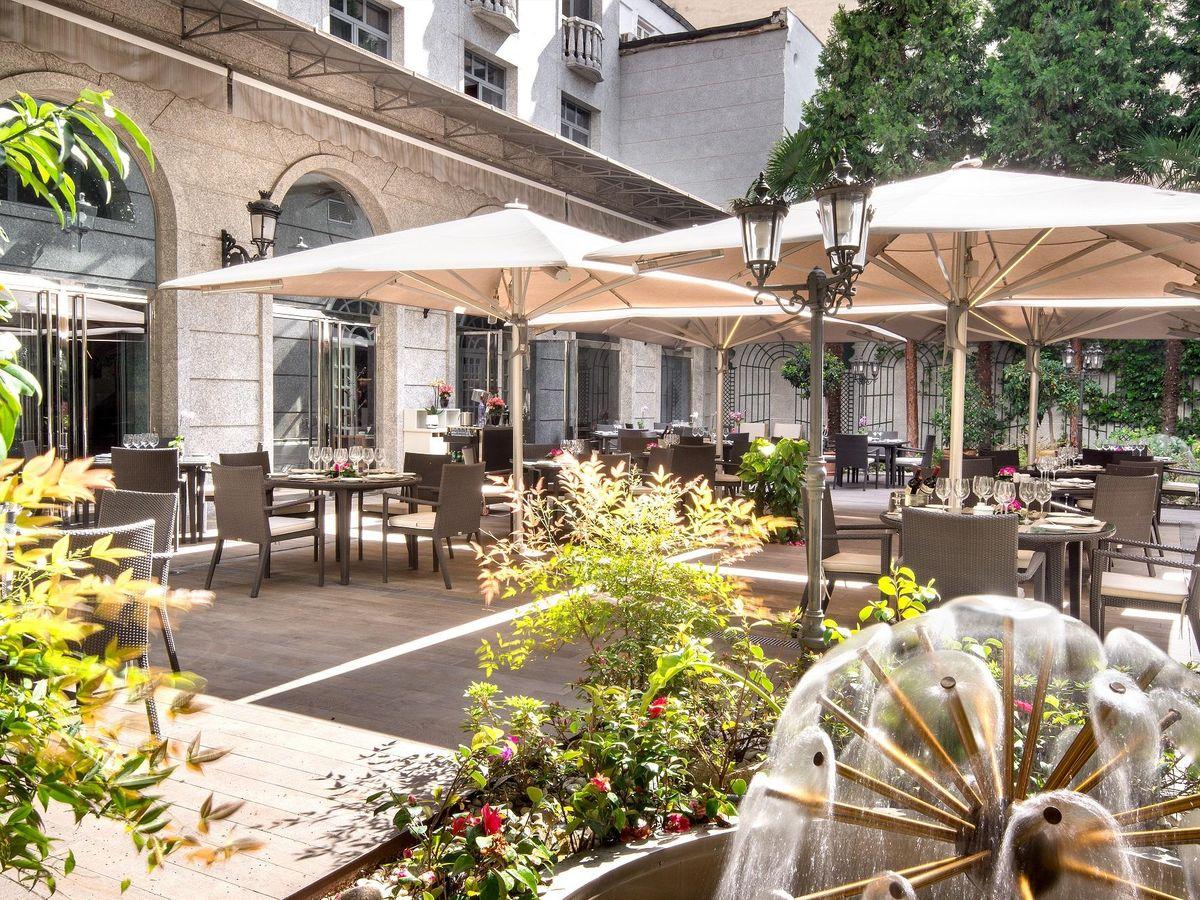 Foto: Hotel VP Jardín de Recoletos.