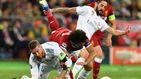 El retuit de Puigdemont que elimina cualquier sospecha de Ramos con Salah