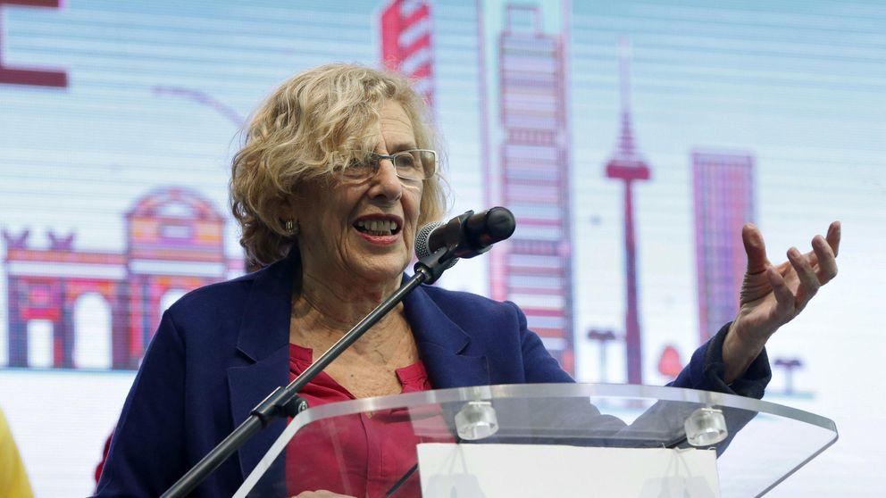 Los concejales publicarán sus bienes y Carmena sigue sin bajarse el sueldo