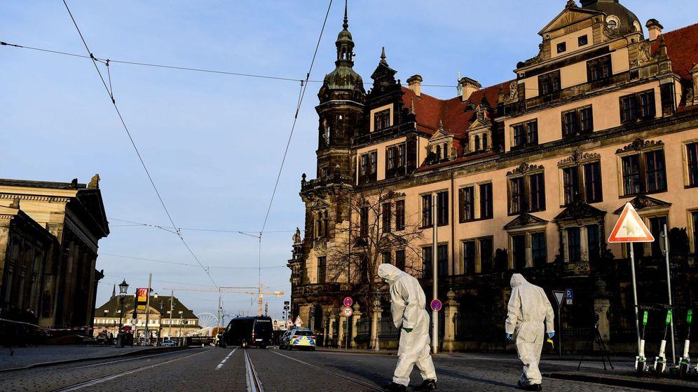 Foto: El mayor robo de la historia: el plan perfecto para 'limpiar' el principal tesoro de Europa. (EFE)